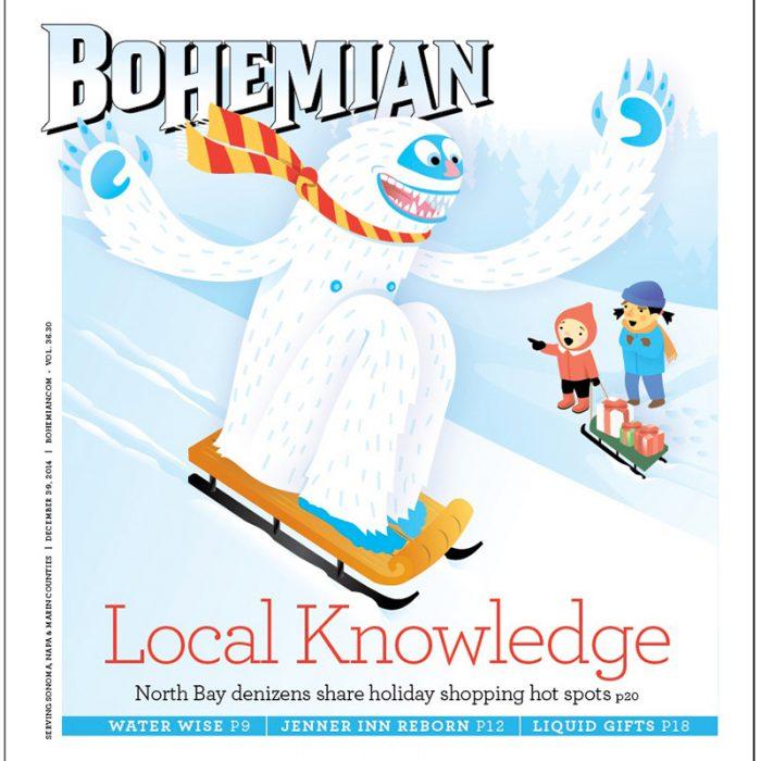 Bohemian Magazine Covers