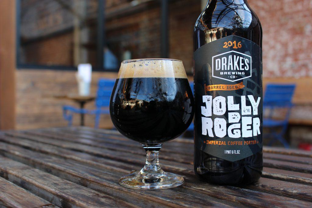 Jolly Rodger Beer Label Design - Designed By Monkeys