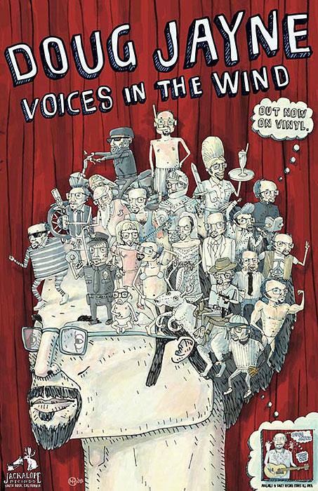 Doug Jayne Album Art and Posters