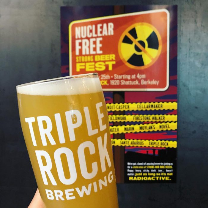 Nuclear Free Beer Festival