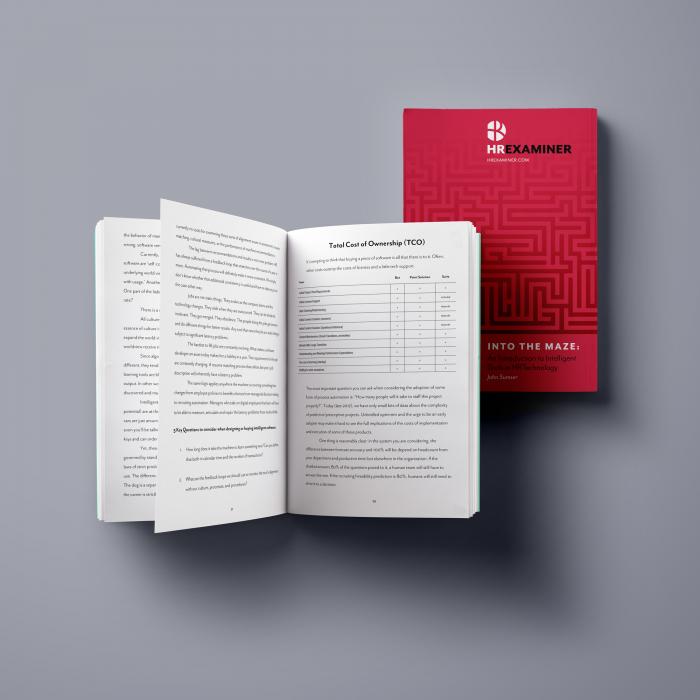 HR Examiner Paperback & E-Book Design