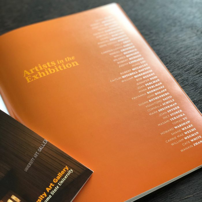 40 by 40 Exhibition Catalog