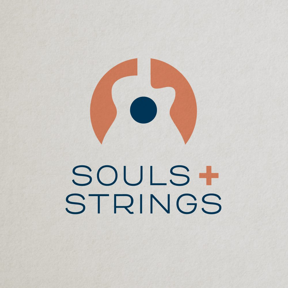 Souls + Strings Identity Design